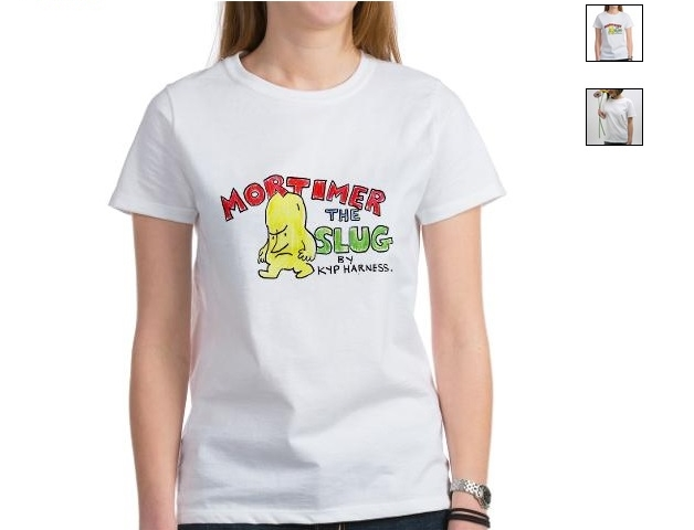 Mortimer t-shirt woman