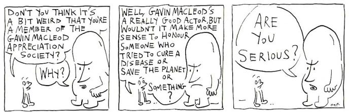 Gavin MacLeod 7