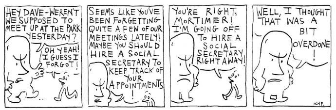 Social Secretary 1