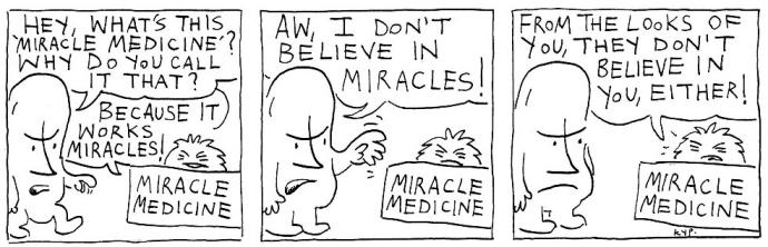 Miracle Medicine 1