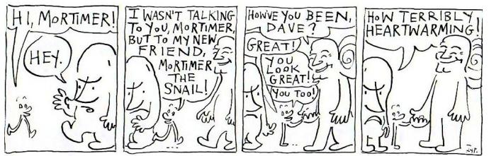 Mortimer the Snail 1