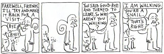 Mortimer the Snail 20