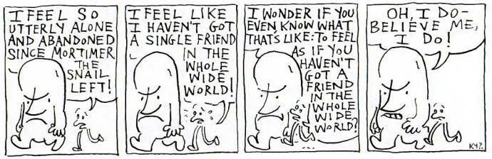 Mortimer the Snail 22
