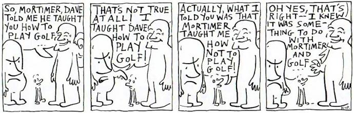 Mortimer the Snail 5