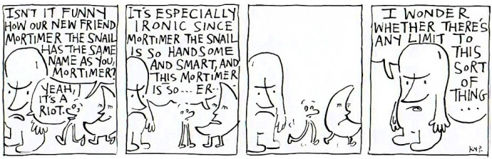 Mortimer the Snail 8