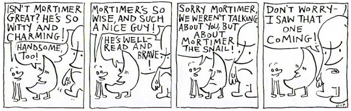 Mortimer the Snail 9