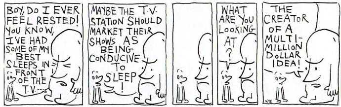 Television Sleeping Aid 3