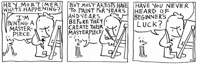 The Artist 25