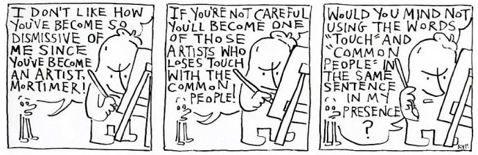 The Artist 29