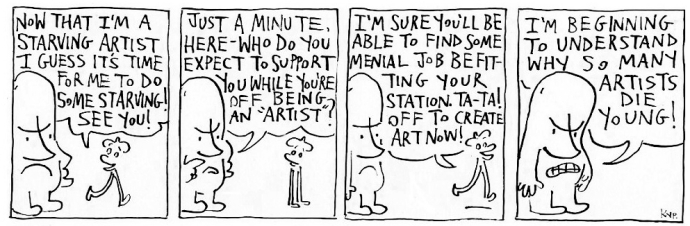 The Artist 5