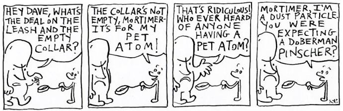 My Pet Atom 1