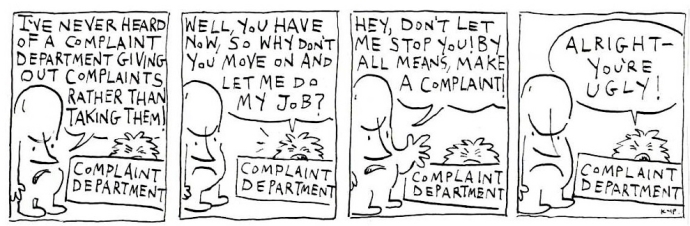 Complaint Department 2