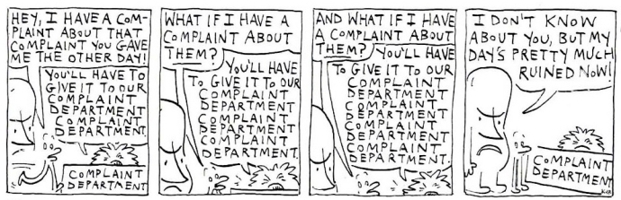 Complaint Department 5